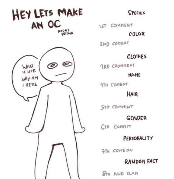 Как создать персонажа? Дизайн и характер.
