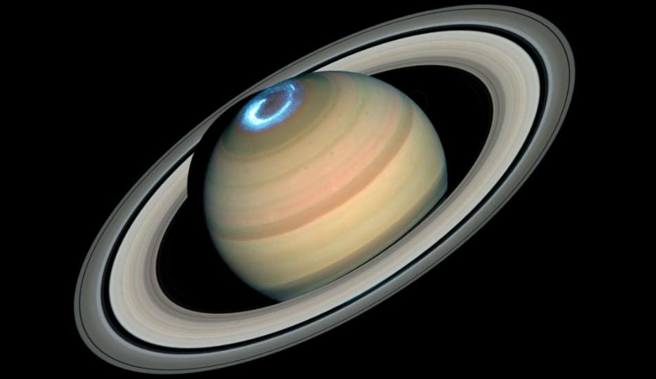 Планета Сатурн - презентация по астрономии.